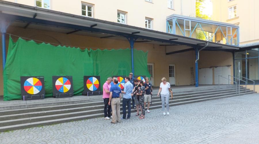Bogenschießen Event München